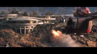 Iron Man 3 Trailer Music - Something To Fight For