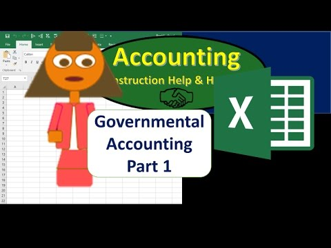 Governmental Accounting Comp. Prob. General Fund Part 1