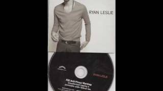 Ryan Leslie - Gibberish Screwed & Chopped