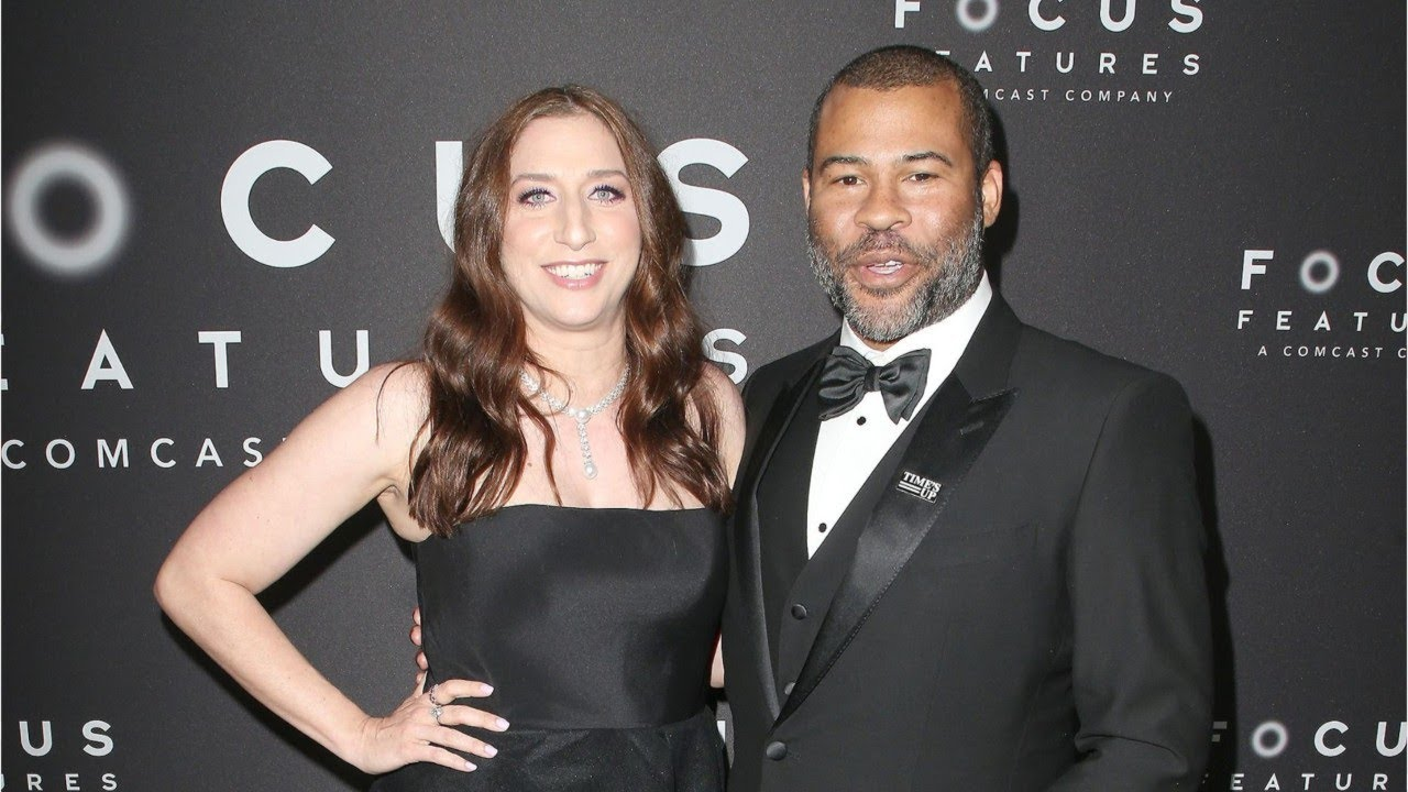 Jordan Peele Says Chelsea Peretti Is Funniest Person In The World Youtube