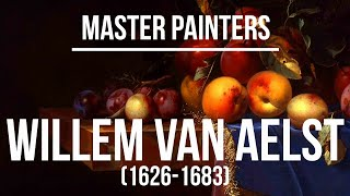 Willem Van Aelst (1626-1683) - A collection of paintings & drawings 2K Ultra HD Silent Slideshow
