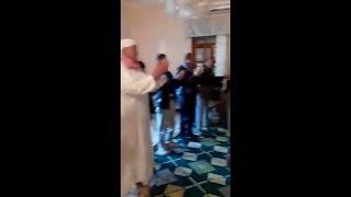 فرحة عارمة في مديرية حملة عبد المحيد تبون بالنعامة مسقط رأسه بعد فوزه بالرئاسيات