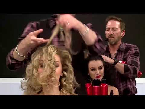 SEXY HAIR SHOW ON Nazih Centre Stage AT BWM  2018!