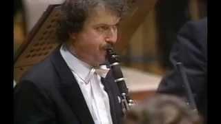Alois Brandhofer - Clarinet Orchestral Excerpt