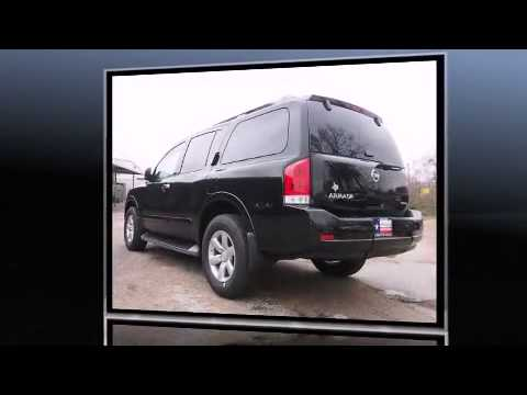2015 nissan armada sv in houston tx 77034 youtube. Black Bedroom Furniture Sets. Home Design Ideas