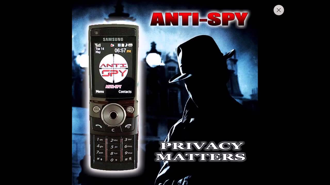 anti tapping phones