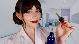 ASMR Detailed Ear Cleaning and Hearing Examination👂*WHISPERED*