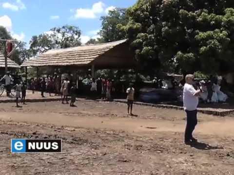eNuus -- SANW doen noodleniging in vloedgeteisterde Mosambiek