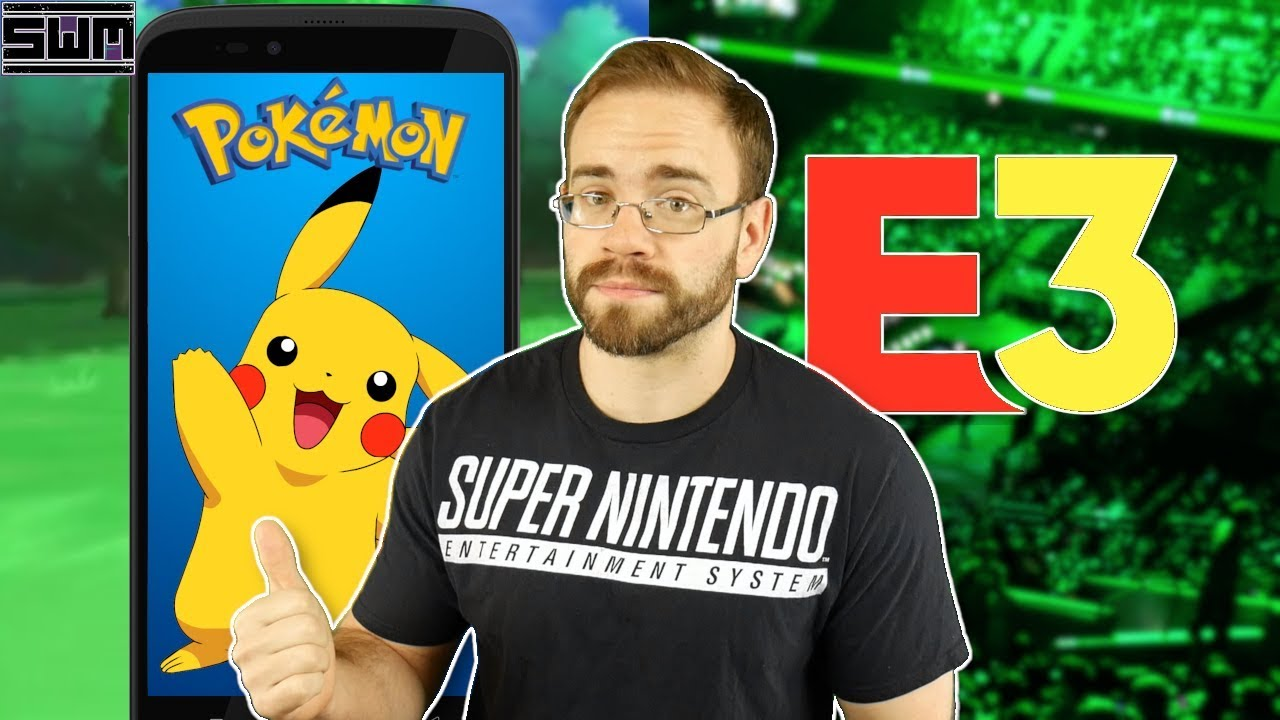 A New Pokemon Game Gets Announced And The Future Of E3 Could Be In Trouble  | News Wave