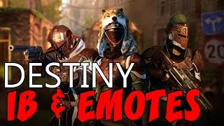"DESTINY: IRON BANNER, & NEW EMOTES! ★ ""For SURE This Time!"" Let's Play / Walkthrough"
