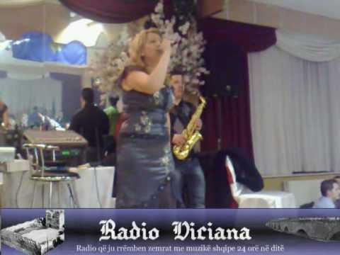 Shkurte Fejza LIVE në Duisburg 17.02.2010.wmv