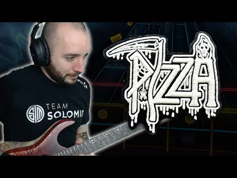 Клип Jared Dines - Death Metal Pizza