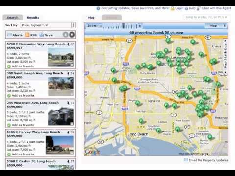 How to Search for Online for Long Beach CA Homes for Sale