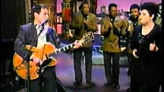 Paul Simon & Pheobe Snow @ The David Letterman Show