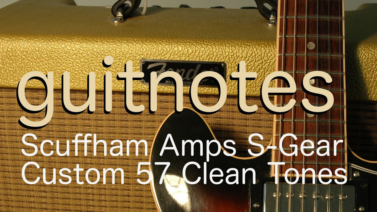 scuffham amps s gear custom 57 clean tone fender strat logic pro x youtube. Black Bedroom Furniture Sets. Home Design Ideas