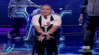 Wowowin: The escape magician, ginulat ang studio audience