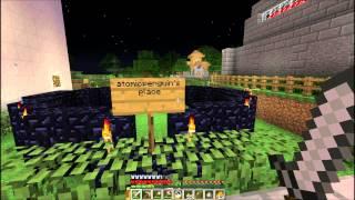Appalachian State University Minecraft Server Episode 1 - Spawn