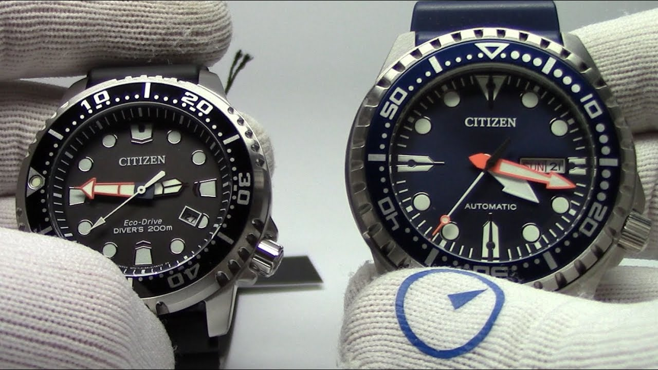 Citizen Diver Review - Automatic Mens Watch That Looks Great Anywhere b7202537bf