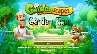 Gardenscapes - Overview - Garden Tour (Level 4000)