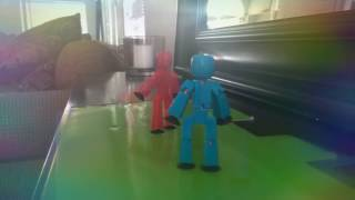 Candy Rain- Stop Motion