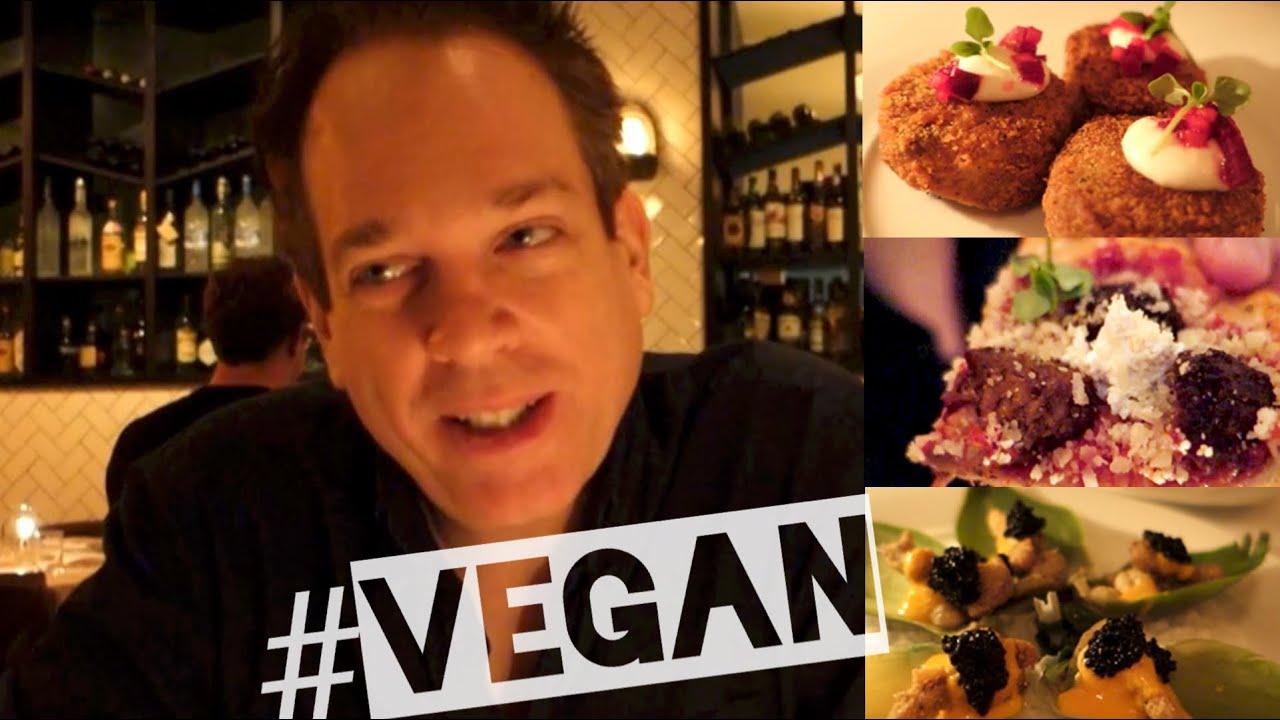 Crossroads Kitchen Travis Barker crossroads kitchen vegan restaurant los angeles - youtube