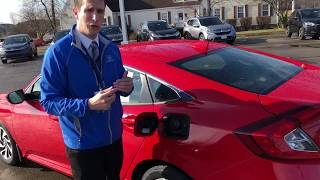 2018 Honda Civic EX presented by Jeremy Rees of Victory Honda in Muncie Indiana