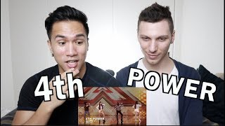 4th Power raise the roof with Jessie J hit | Auditions Week 1 | The X Factor UK 2015 | REACTION - Stafaband
