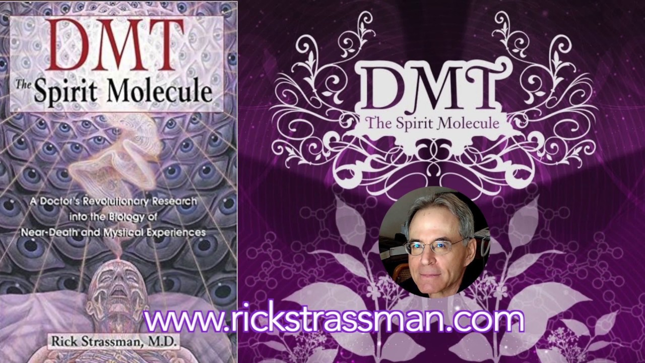 [Audio Fixed] Rick Strassman MD, author of DMT: The Spirit Molecule, interviewed by Graham Hancock