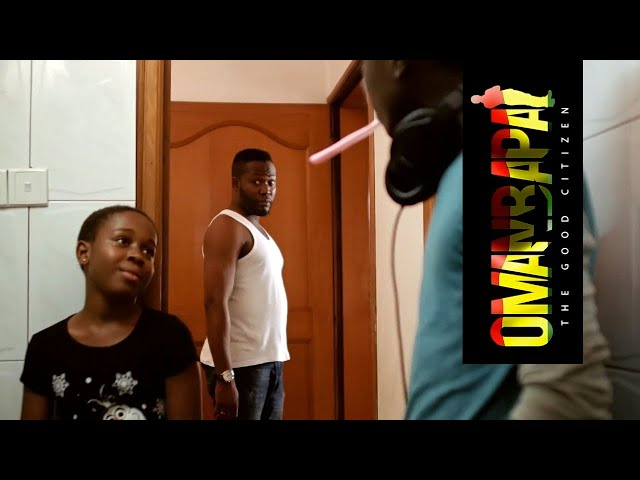 Omanbapa - Episode 4 - Ambitions | TV SERIES GHANA