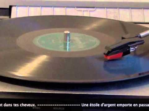 Tino Rossi - Tango Bleu K-POP Lyrics Song