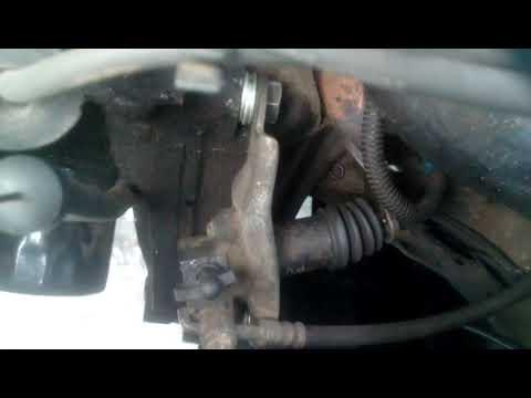 Если туго включаеться коробка передач. Daewoo Sens, Lanos, Chevrolet Быстрое решение проблемы.