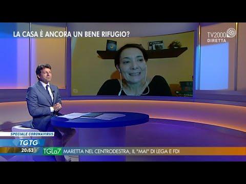 TGtg del 2 luglio 2020 - Fabiana Megliola, Pippo Ciorra e Antonio Giordano