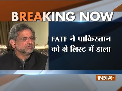 FATF places Pakistan on the 'grey list' of countries that finance terrorism