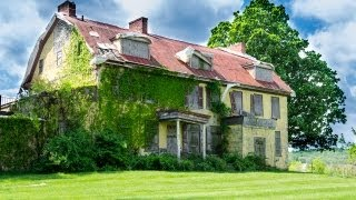 Abandoned House Ashbridge Mansion