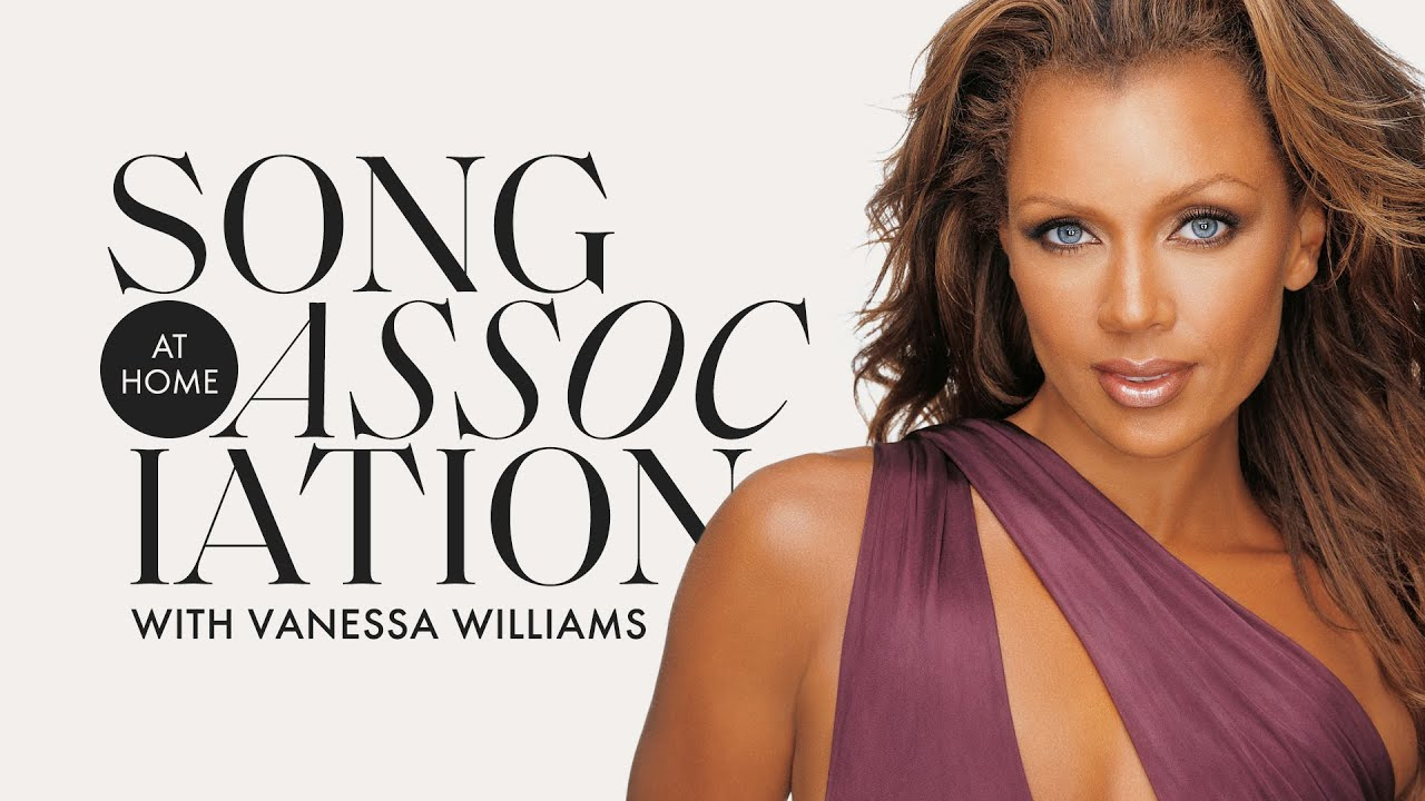 "Vanessa Williams Sings The Jackson 5, ""Stand For Change"" & More in a Game of Song Association"