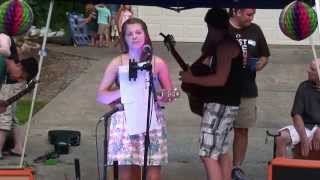 """Block Party 2014: Ariel from """"Recipe of Life"""" performs solo"""