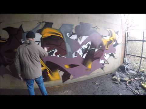 Graffiti - Ghost EA & Alert HA - Burners Episode 1