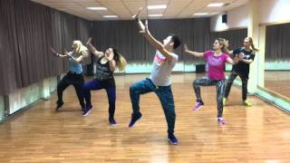 Summertime - Vybz Kartel * Zumba Fitness choreo By Paul Chi