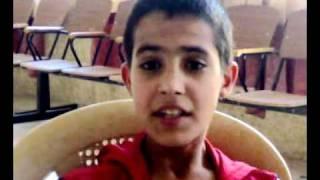 ابداع مو طبيعي طفل يغني اغنية يا حريمه للمطرب حسين نعمة