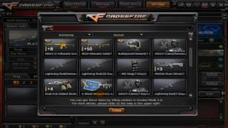Crossfire NA 2.0: new update and new map in ZM2 ( i won AWM - Invictus =))) )