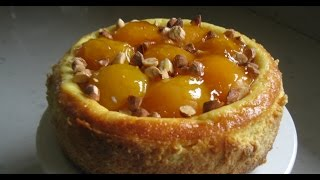Apricot Cheesecake  CAKE RECIPES  WORLDS FAVORITE RECIPES  HOW TO MAKE