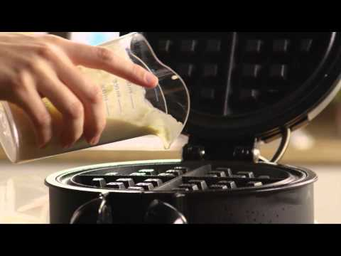 How to Make Mom's Best Waffles