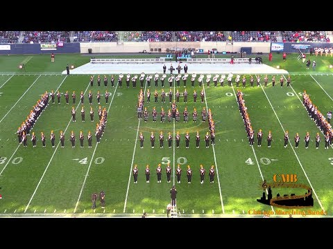 Grambling State University Band 2017 - Halftime Chicago Football Classic