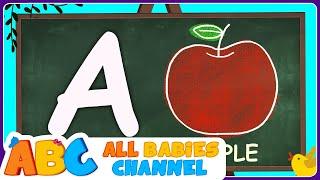BABY BUMBLEBEE ALPHABET phonics & fun