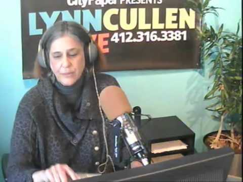 Lynn Cullen Live 2/17/14