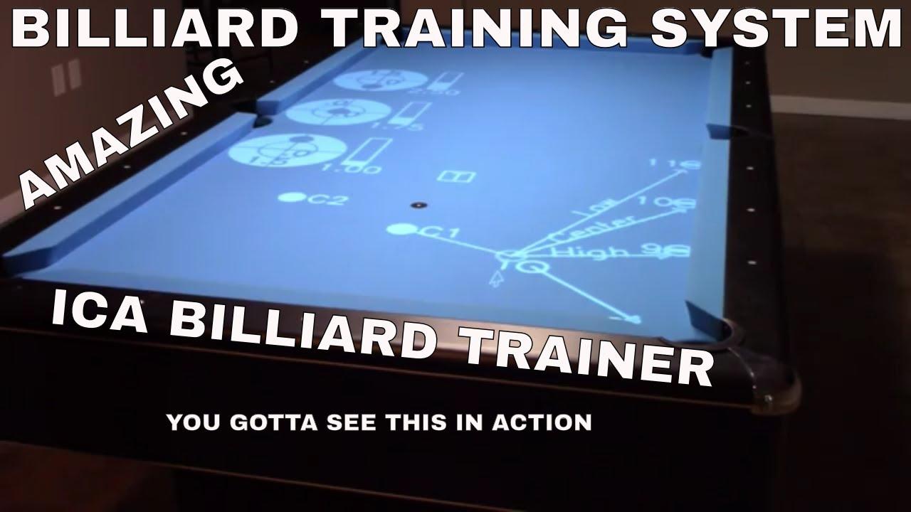 Billiard Shot Training