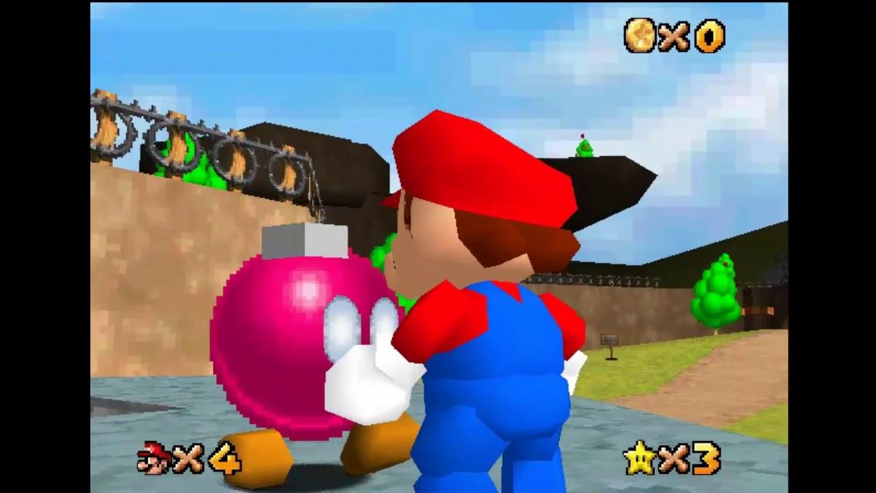 Super Mario 64 Roblox Rom Hack Super Mario 64 Head Remastered Download
