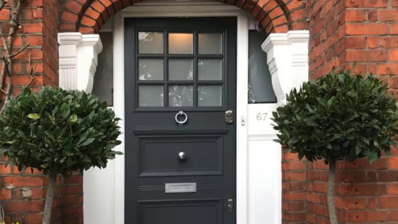 High Quality Period Front Doors At Bespoke Front Door Youtube