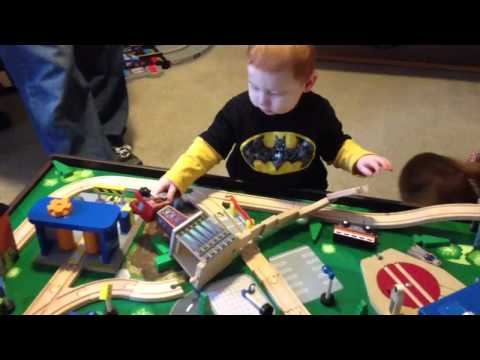 Thumbnail for Best Train Tables for Toddlers and Little Kids Too
