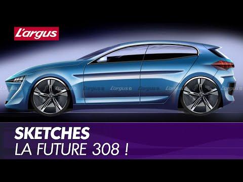 Nouvelles Peugeot. Le calendrier secret jusqu'en 2024